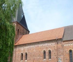 Kirche nach der Instandsetzung