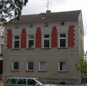 Wohnhaus Malchow Güstrowerstraße vor der Instandsetzung
