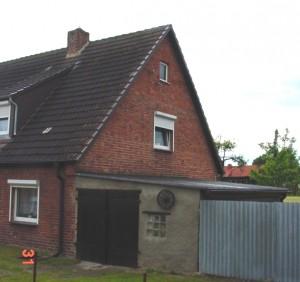 Wohnhaus Malchow vor der Erweiterung
